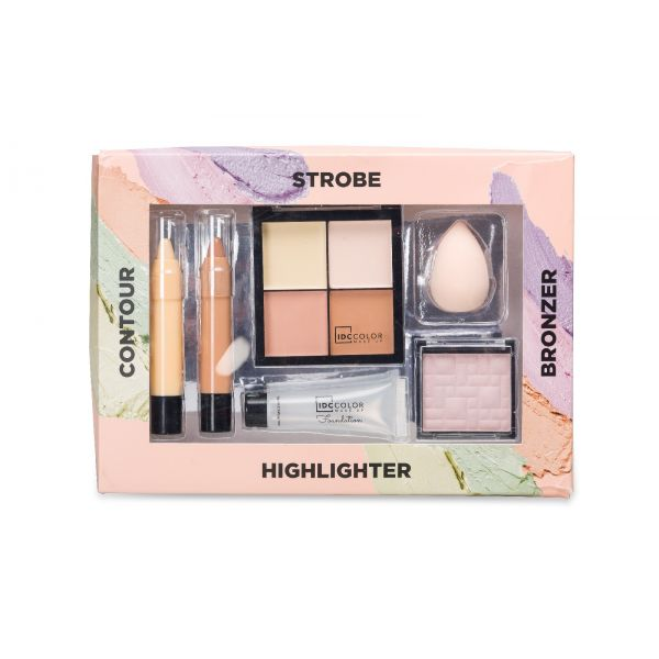 IDC contour and highlighting set