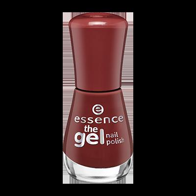 red nail polish bottle