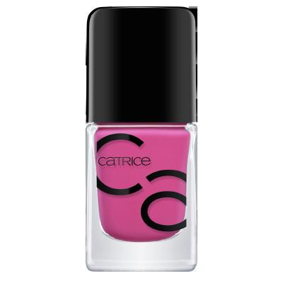 Catrice lilac nail polish