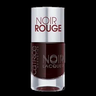Brown nail polish catrice