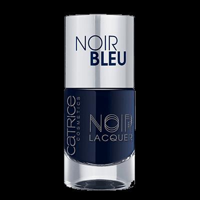 Catrice blue nail polish